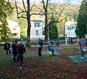 Kúpeľný park - outdoorové fitness centrum
