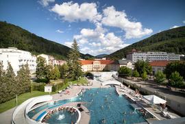 Vonkajší bazén Grand