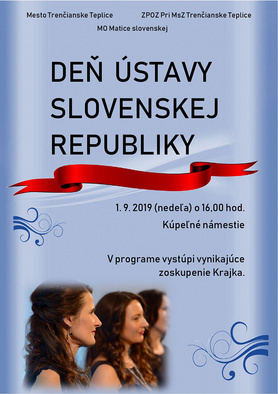Deň Ústavy Slovenskej republiky