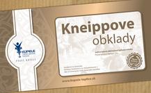 Kneippove obklady - 1 balenie