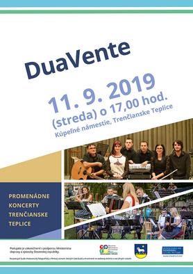 Promenádny koncert: DuoVente