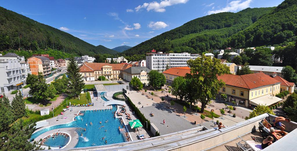 Bazén Grand letná sezóna