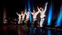 Hudobno-tanečné vystúpenie SĽUK Krajinka