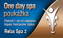 One day spa - Relax Spa 2