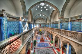historická pamiatka Hammam