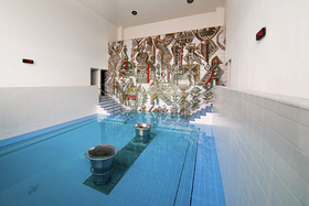 Termálny bazén Sina je opäť otvorený po rekonštrukcii