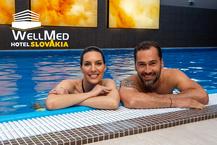 WellMed hotel Slovakia - balíčky procedúr
