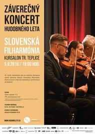 Hudobné leto Trenčianske Teplice 2019