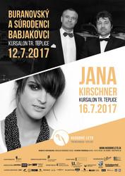 Hudobné leto Trenčianske Teplice 2017
