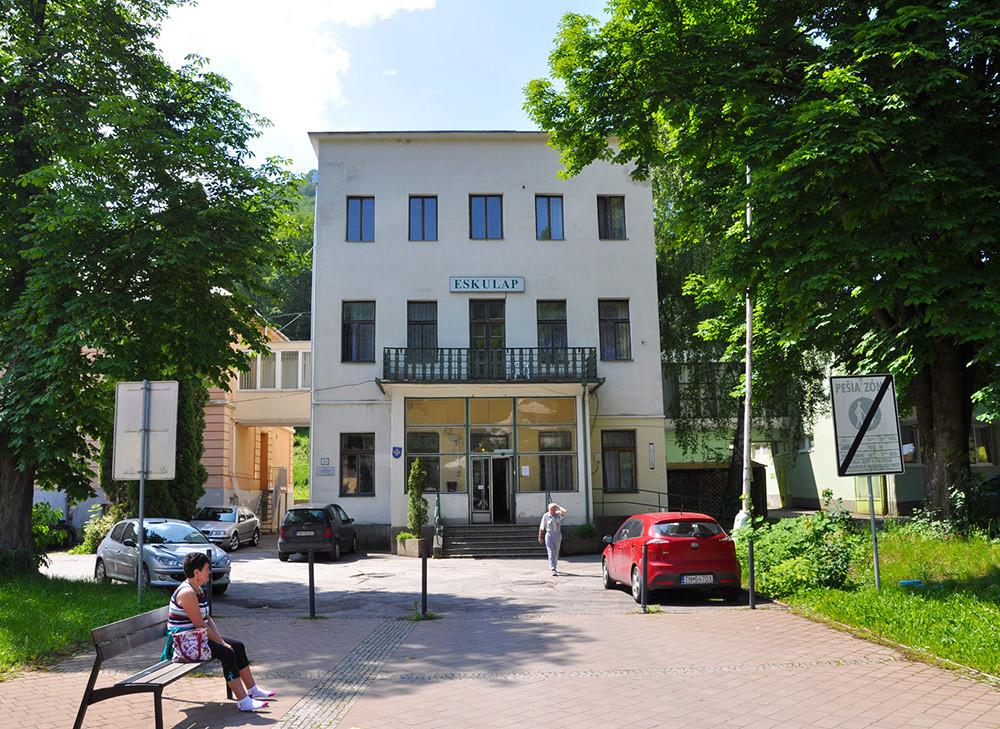 Liečebný dom Eskulap