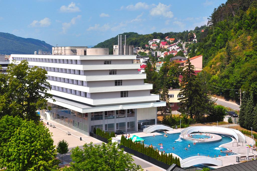 Liečebný dom Krym - Kúpele Trenčianske Teplice