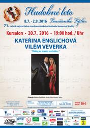 Hudobné leto Trenčianske Teplice 2016