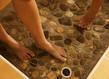 Kneippova vodoliečba - striedavý šľapací kúpeľ