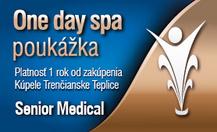 One day spa - Senior Medical