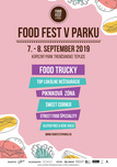 Food Fest v parku