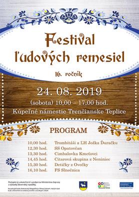 Festival ľudových remesiel