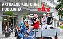Kalendár aktuálnych kultúrnych podujatí Kúpele Trenčianske Teplice
