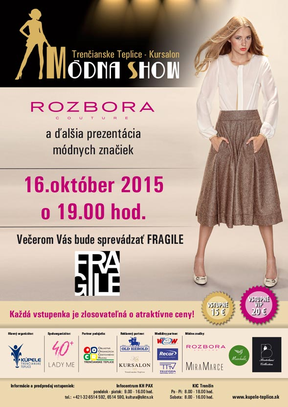Módna show 2014