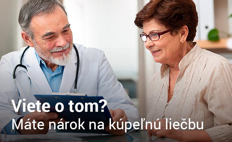 Pobyty cez zdravotne poistovne
