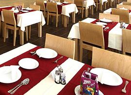 Hotel Pax - reštaurácia
