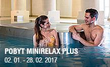Akciový pobyt Minirelax Plus
