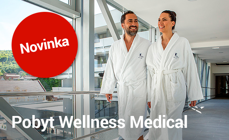 Nový pobyt v Slovakii - Wellness Medical
