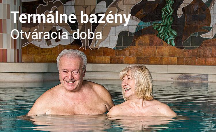 Otváracia doba termálnych bazénov v Kúpeľoch Trenčianske Teplice