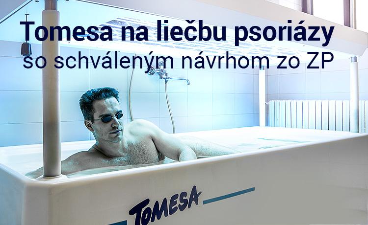 Tomesa - liečba psoriázy