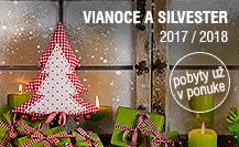 Vianočné a silvestrovské pobyty 2017/2018