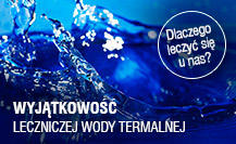 Wyjątkowość wody termalnej