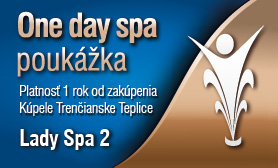 One day spa - Lady Spa 2